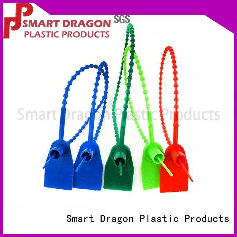 Colored Tamper Evident Security Plastic Seal