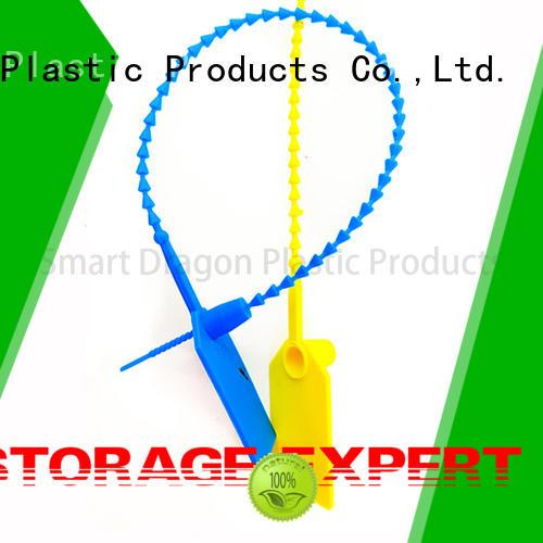 numbers plastic seal manufacturer tamper for voting box SMART DRAGON