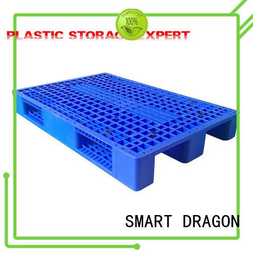 plastic pallets for sale large for factory SMART DRAGON