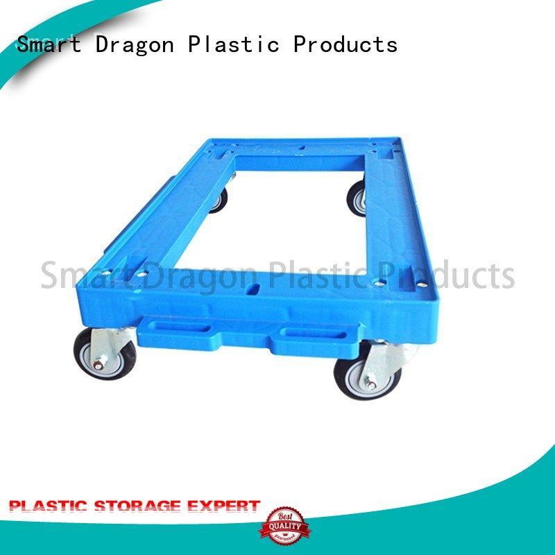 carts dollies plastic trolley truck SMART DRAGON Brand