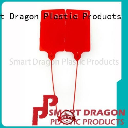 SMART DRAGON voting plastic container seal pressure for voting box