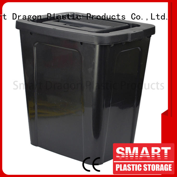 thickness plastic storage boxes wheel for election