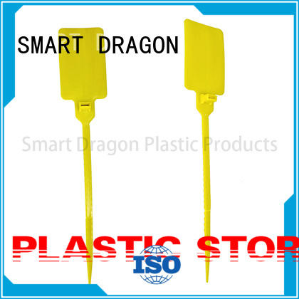 high security truck seals 370mm temper seals SMART DRAGON Brand