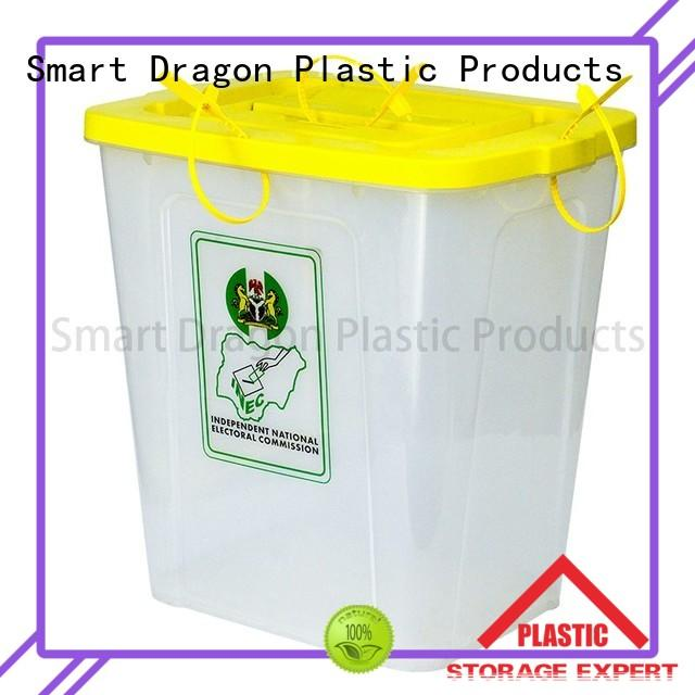 SMART DRAGON best rated Plastic Ballot Box manufacturers for election