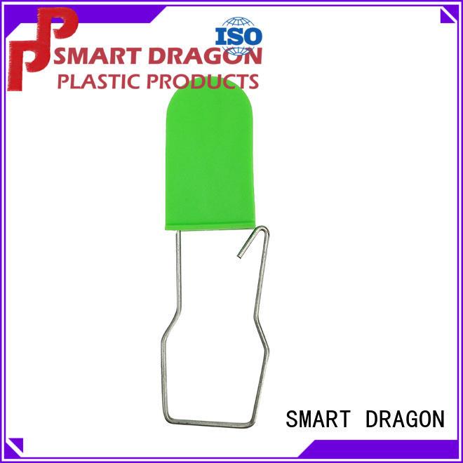 tear heavy duty plastic seals onetime for ballot box SMART DRAGON