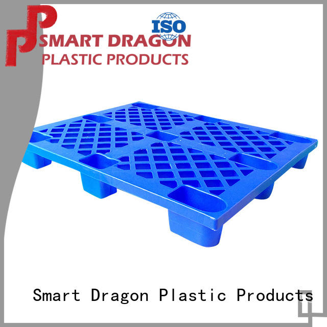 SMART DRAGON chuan industrial plastic pallets flat for warehouse