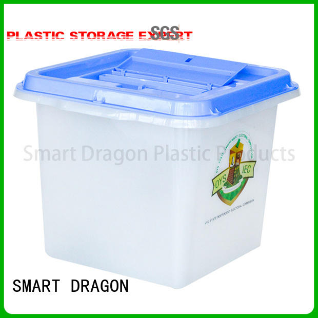 SMART DRAGON Brand wheel newest 100 ballot box company standing