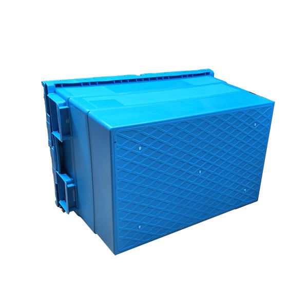 SMART DRAGON-Find Plastic Storage Boxes Solid Stack Nestable Plastic Turnover Boxes