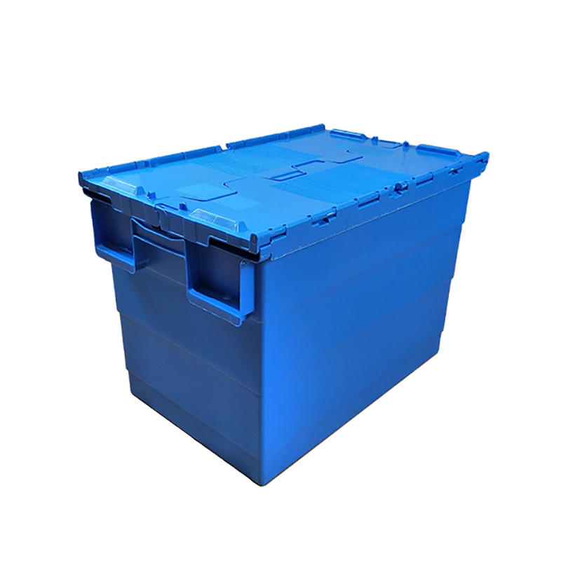 SMART DRAGON-Best Stackable Turnover Box Wholesale Stackable Logistic Moving Plastic-1