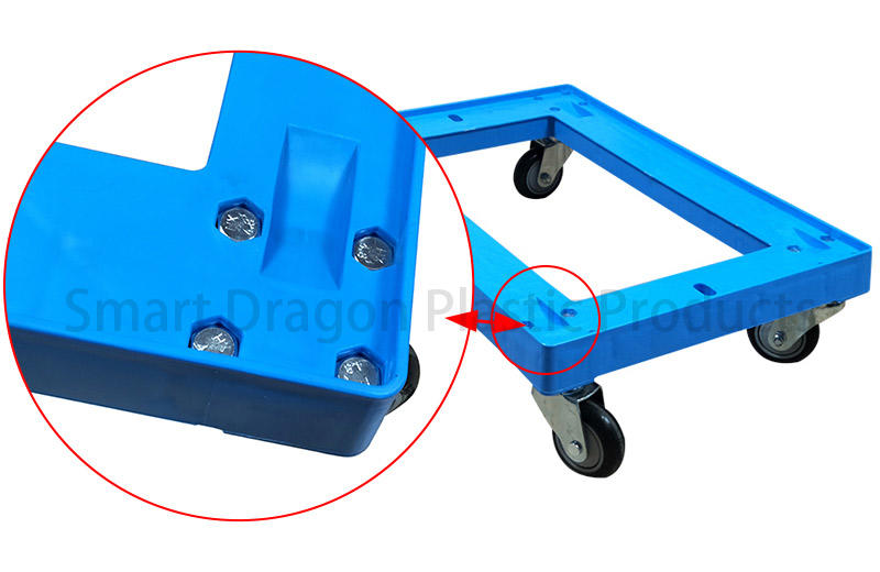 SMART DRAGON-Find Trolley Dolly Folding Utility Cart From Smart Dragon Plastic Products-1