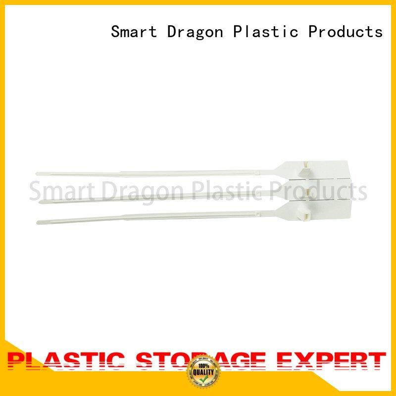 plastic temper plastic bag security seal red tank SMART DRAGON company