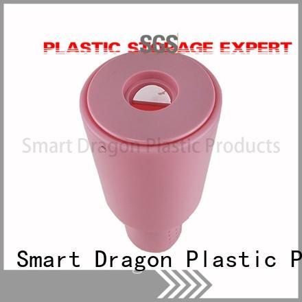 acrylic Plastic Charity Boxes custom logo for donation SMART DRAGON