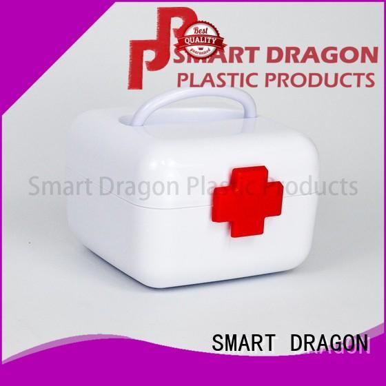 small design plastic medicine box waterproof disposable for storage