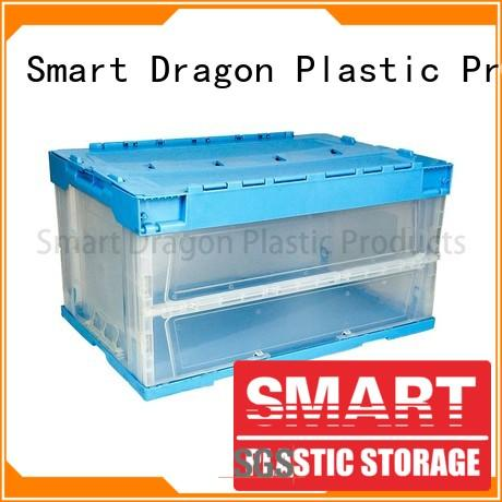 high-quality stackable turnover box material free sample for wholesale