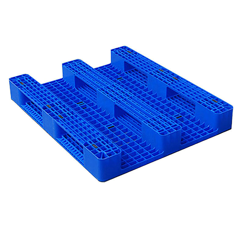 SMART DRAGON-Manufacture | Heavy Duty Stackable Chuan Word Tray Hdpe Plastic Pallet-1