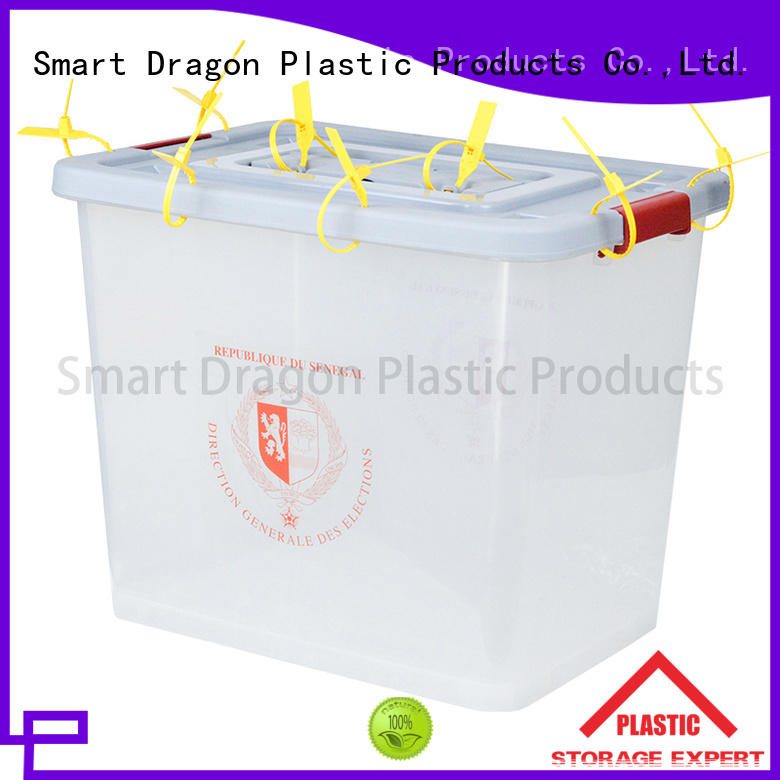 small ballot box custom-made for election SMART DRAGON