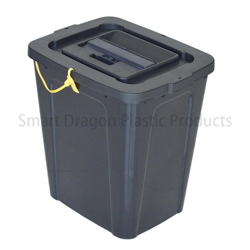 SMART DRAGON-Find Clear Acrylic Ballot Box 86l Ballot Box On Smart Dragon Plastic Products-1