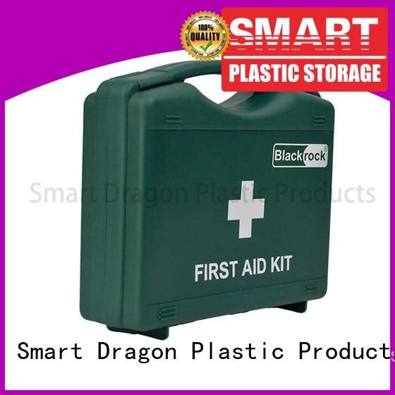 pp Custom kit plastic medicine box camping SMART DRAGON