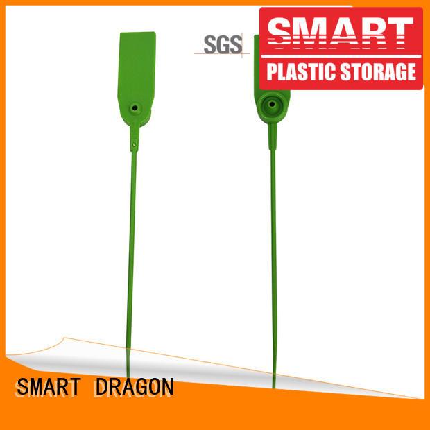 adjustable plastic pull tight seals seals for ballot box SMART DRAGON