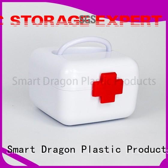 portable large first aid box waterproof for camp SMART DRAGON