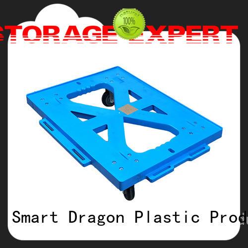 SMART DRAGON best plastic trolley brands for transportation