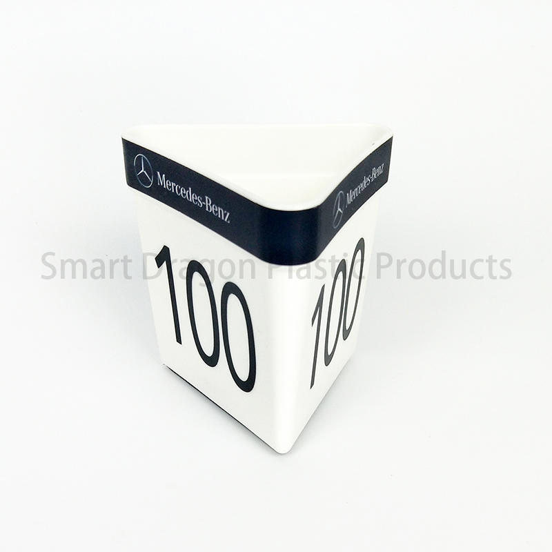 SMART DRAGON-High-quality Customized Pp Material Plastic Car Top Hats | Plastic Car Top Hats