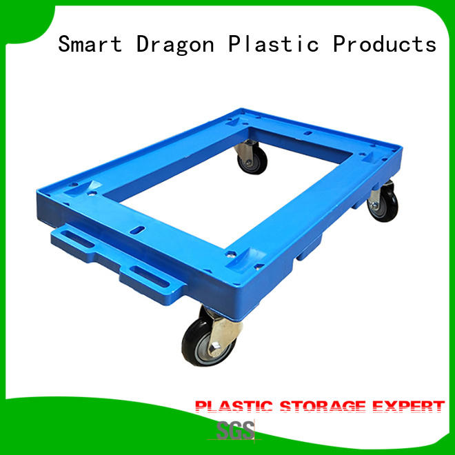 SMART DRAGON cart plastic trolley for business for turnover