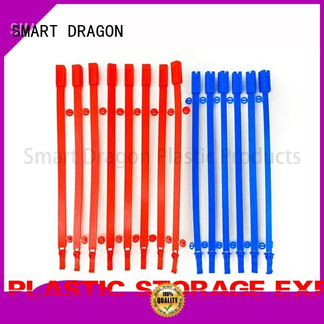 SMART DRAGON tatol security ties plastic padlock for voting box
