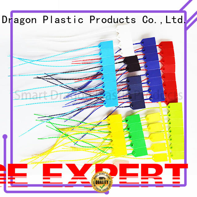 extinguisher Custom proof plastic bag security seal by SMART DRAGON