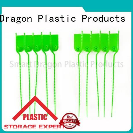 SMART DRAGON self-locking plastic seal for container tamper for packing