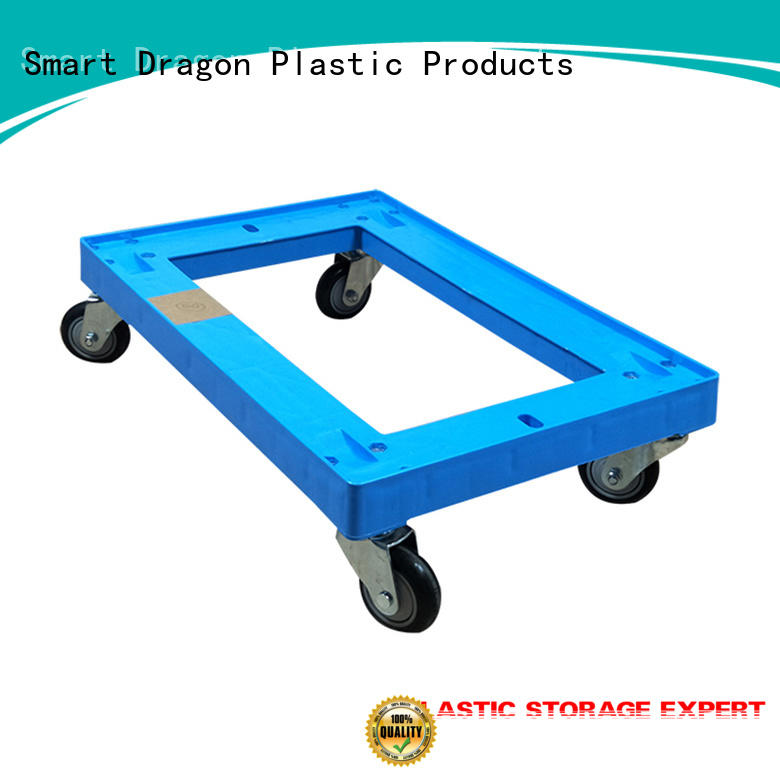 carts wheels heavy SMART DRAGON Brand garden trolley factory