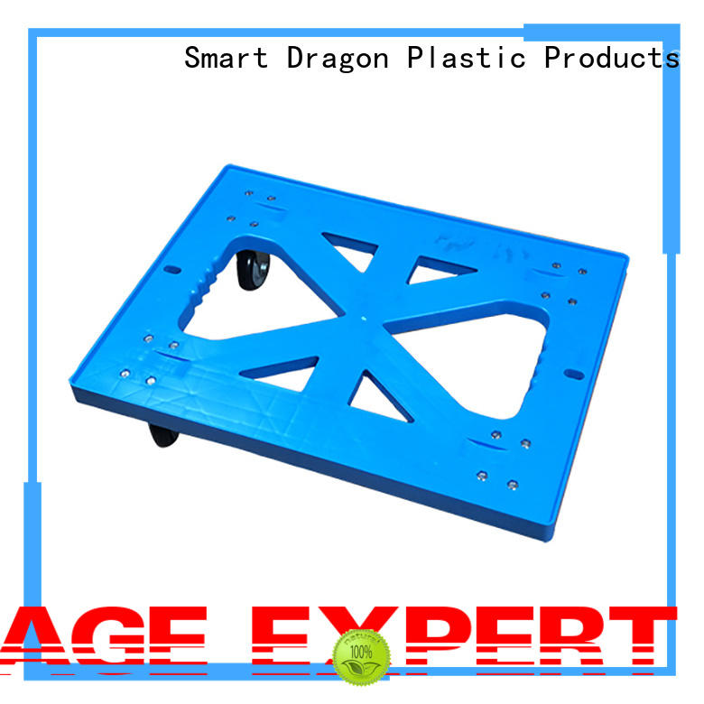 hand-moving hand trolley large containers for deck SMART DRAGON