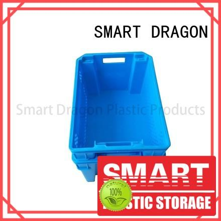 SMART DRAGON containers turnover boxes manufacturing site for wholesale