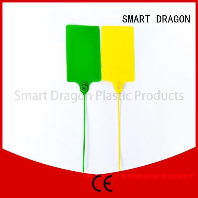 SMART DRAGON quality plastic lock seal seamless for packing