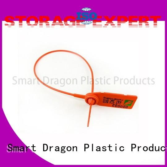 polyethylene plastic seal for container 360mm tight for voting box