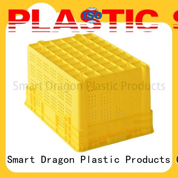 nesting turnover crate solid for forwarder SMART DRAGON