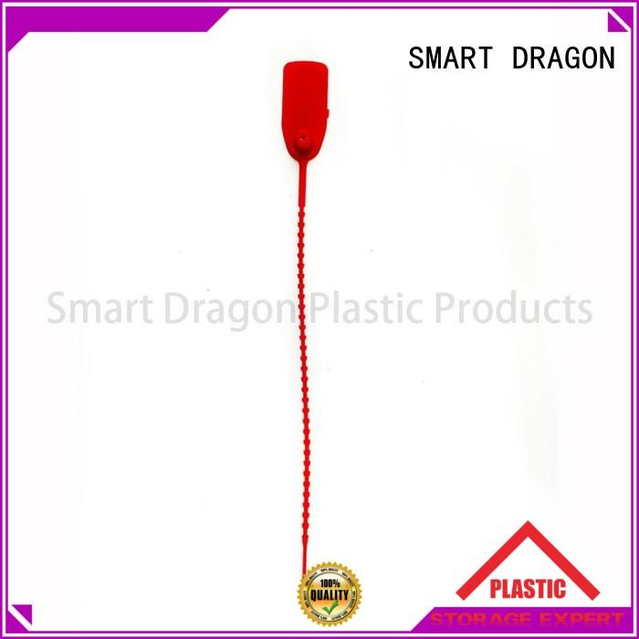 SMART DRAGON printed tamper proof seal seamless for packing