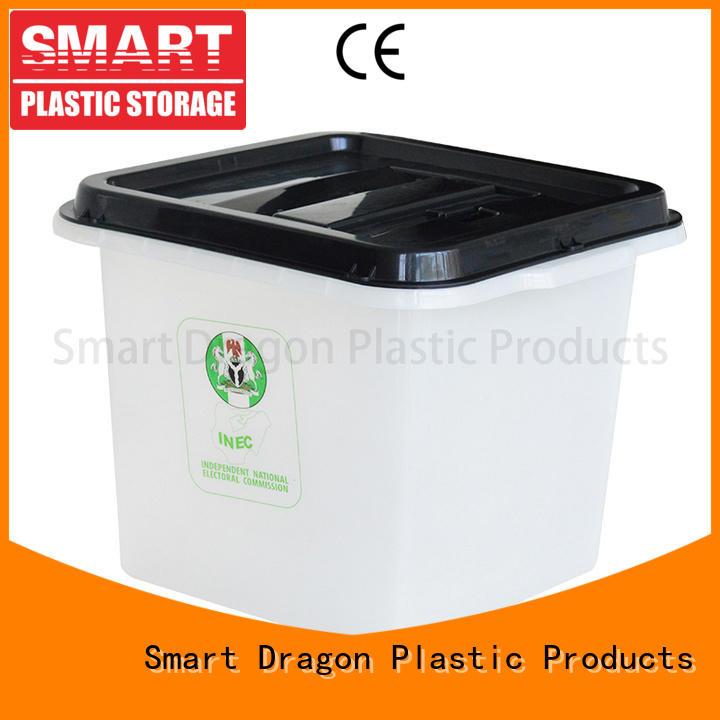 SMART DRAGON wheel pp ballot box Suppliers for election