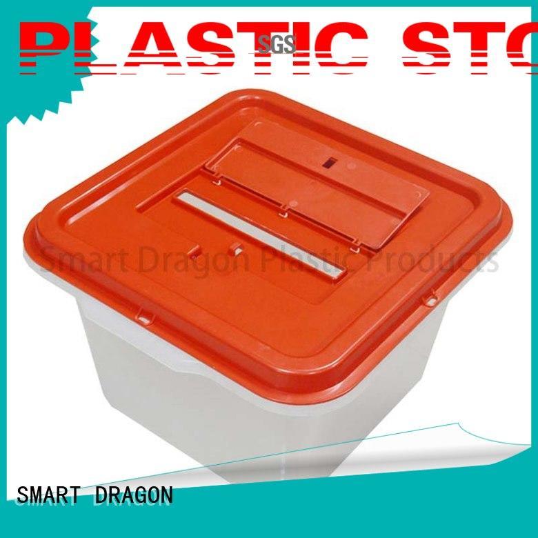 ballot box company large wheel SMART DRAGON Brand plastic products