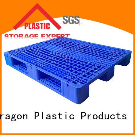 Heavy Duty Large Stackable Plastic Pallet For Sale