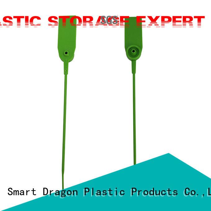 polyethylene shipping seals standard for ballot box