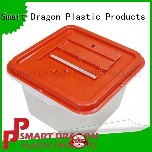 Plastic Ballot Box 50% / 70% / 90% Transparency