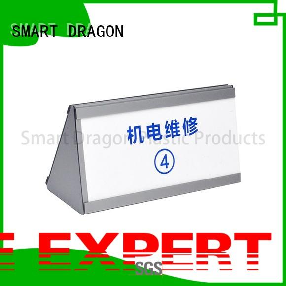 pp material magnetic roof sign automotive for car SMART DRAGON