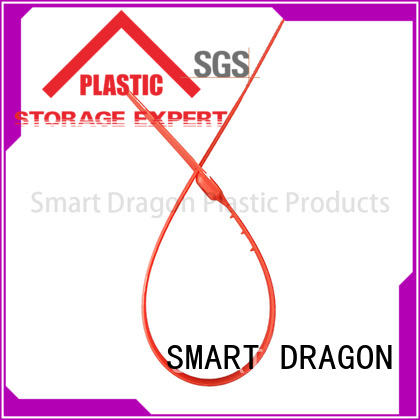 prevent fire high security truck seals selflocking seal SMART DRAGON Brand