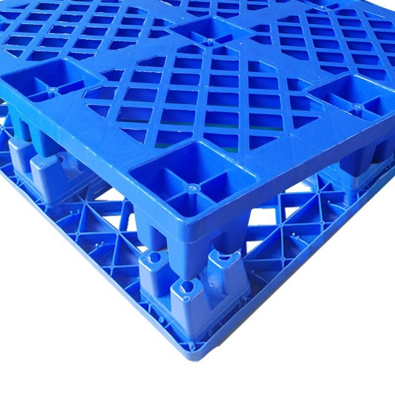 nestable plastic pallet manufacturer single tray fro shipping-3
