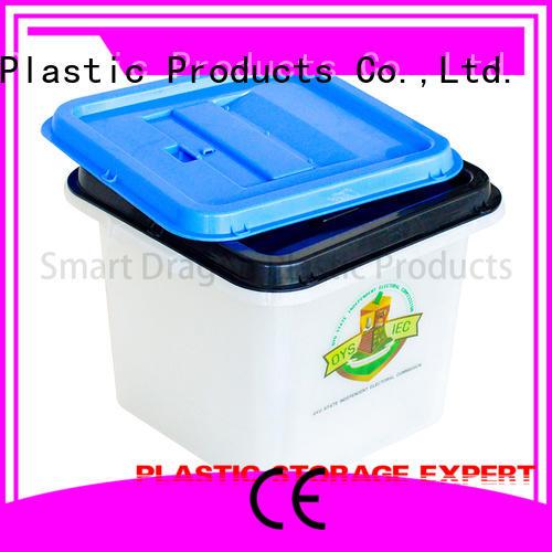 SMART DRAGON Brand 86l security plastic ballot box company floor