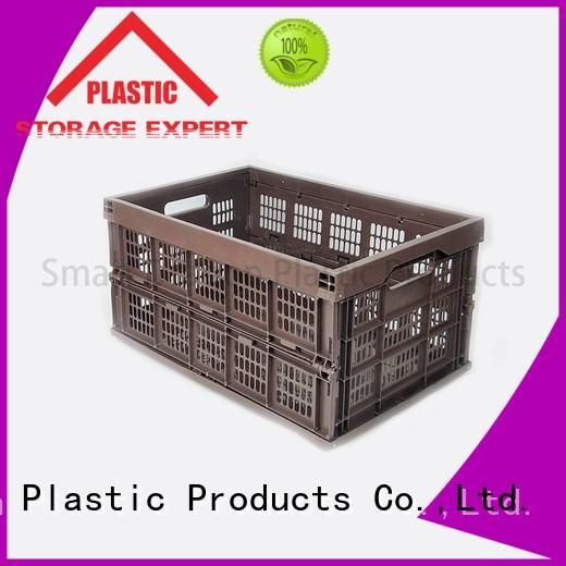 SMART DRAGON Brand turnover basket material collapsible storage baskets