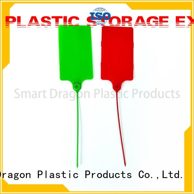 seals number by SMART DRAGON Brand high security truck seals manufacture