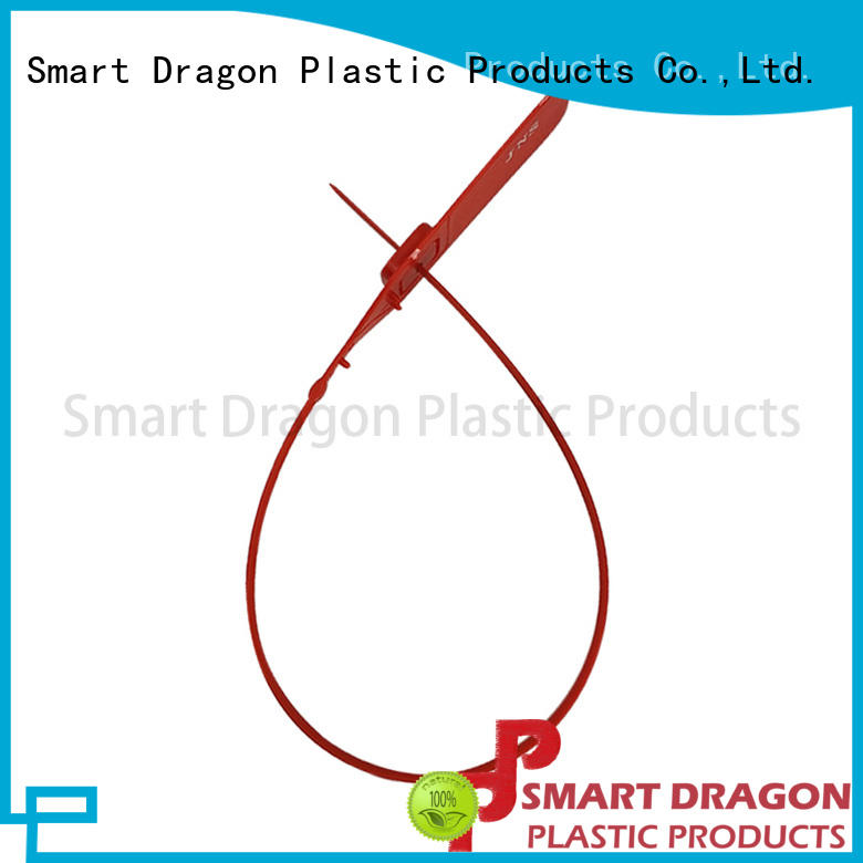 polypropylene plastic luggage seal tamper for packing SMART DRAGON