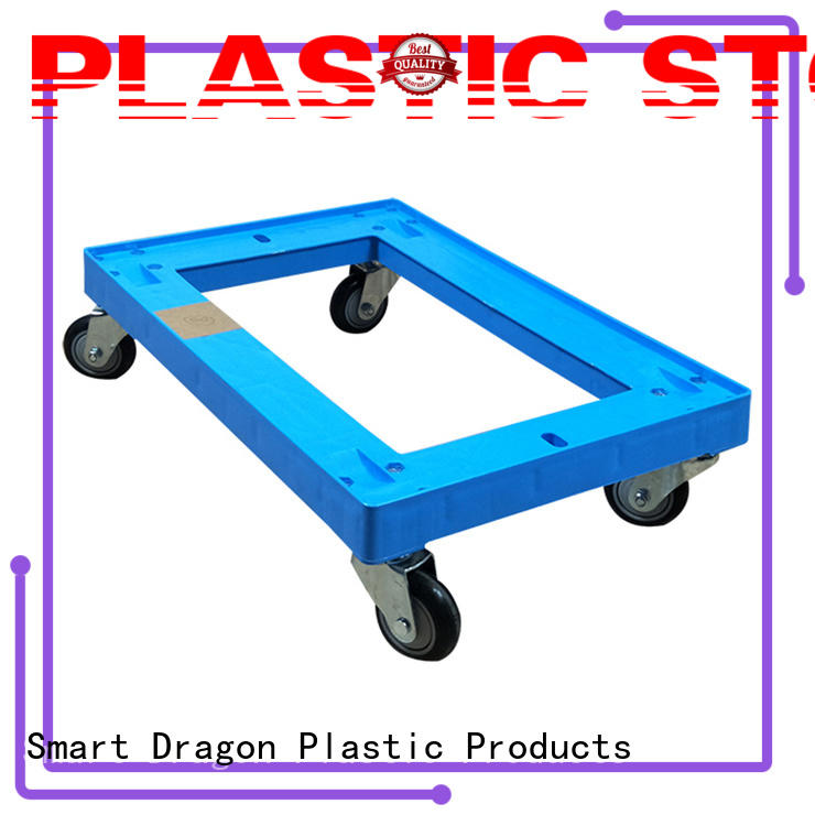 SMART DRAGON hand-moving hand truck four for platform